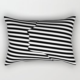 Side face Rectangular Pillow