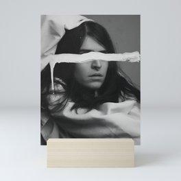Grey Gay: Not Your Cat Shit Schizophrenic III Mini Art Print