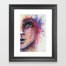 Intrepidity Framed Art Print
