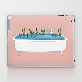 In the shower Laptop & iPad Skin