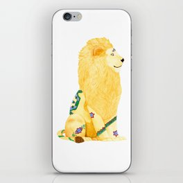 Lion Beijing iPhone Skin