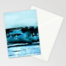 marine luminescence Stationery Cards