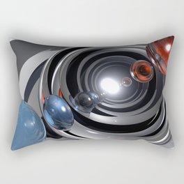 Abstract Camera Lens Rectangular Pillow