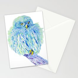 Sea Owl Stationery Cards
