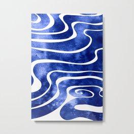Tide V Metal Print