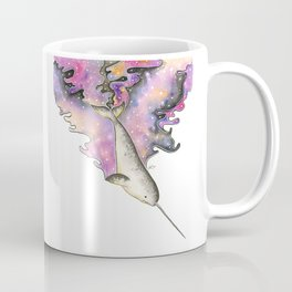 Galactic Narwhal! Coffee Mug