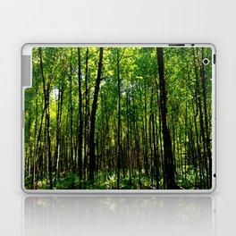 Green breeze Laptop & iPad Skin
