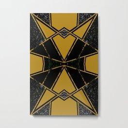 Abstract #775 Metal Print