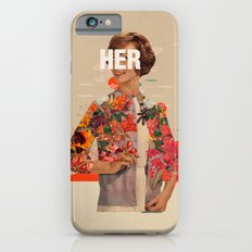 Her Slim Case iPhone 6s