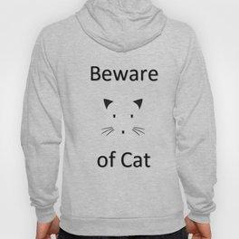 Beware of Cat II Hoody
