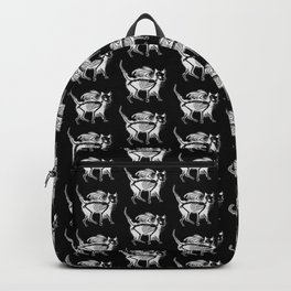 Devil Kitty - inverted Backpack