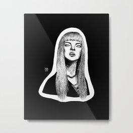 MAGIK Metal Print