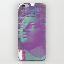 Roman Glitch iPhone Skin