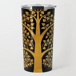 Bodhi Tree0110 Travel Mug