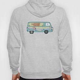Busted: Mystery Machine Hoody