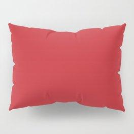 Pinterest Red Pillow Sham