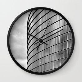The European Parlament 2 Wall Clock