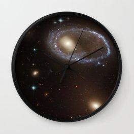 Ring Galaxy AM 0644-741 Wall Clock