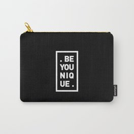 YOU AND YOURSELF (BLK) Carry-All Pouch