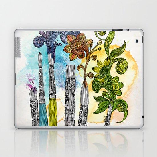 Brushtopia Laptop & iPad Skin