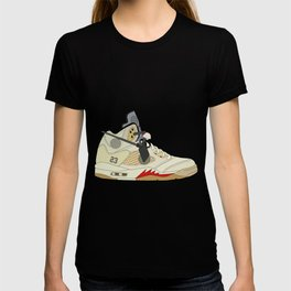 Jordan 5 Off-White (White) T-shirt