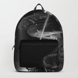 Night Fountain Chateau Avalon Backpack