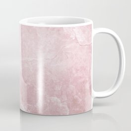 Enigmatic Blush Pink Marble #1 #decor #art #society6 Coffee Mug