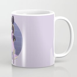 Gothic Library Coffee Mug