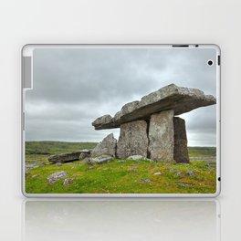 Poulnabrone Dolmen Laptop & iPad Skin