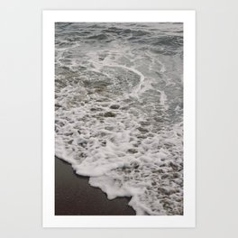 Wash Away Art Print