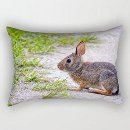 """""""Little Nibbler"""" Rectangular Pillow"""