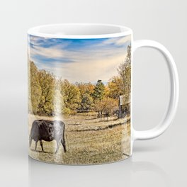 Lazy Autumn Day Coffee Mug