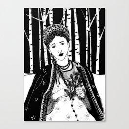 "Inktober, Day 25 ""Prickly"" #inktober #inktober2018 Canvas Print"