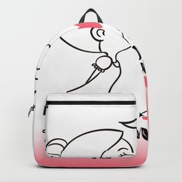 Valentines Day Special Love Couple Backpack