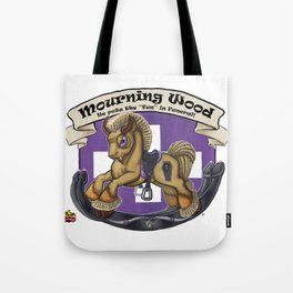Mourning Wood Tote Bag