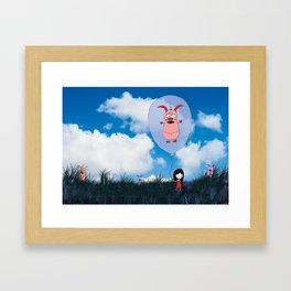 demon control #2 Framed Art Print