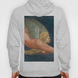 Two Angels - North Italian Painter (first quarter 14th century) 1 Hoody