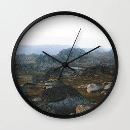 Rams Head Wall Clock