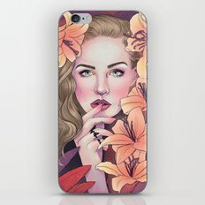 I'd be love and sweetness if I had you iPhone & iPod Skin