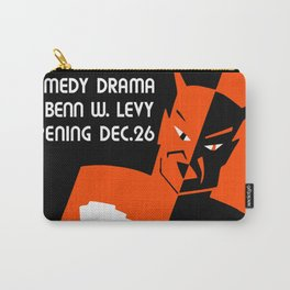 The Devil Passes Carry-All Pouch