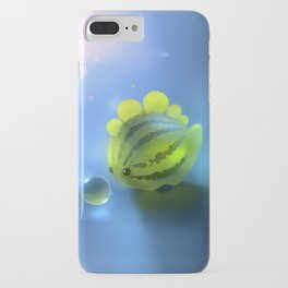 Watermelon Dino iPhone Case