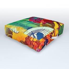 Courtship Outdoor Floor Cushion