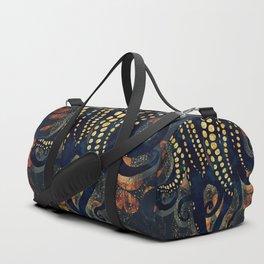 Metallic Ocean Duffle Bag