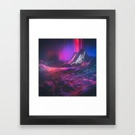 POST.OP (everyday 05.25.17) Framed Art Print