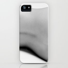 Nude Bodyscape iPhone Case