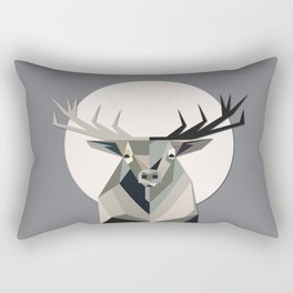 Oh Deer Rectangular Pillow