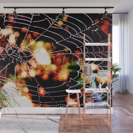Spider Love #01 Wall Mural