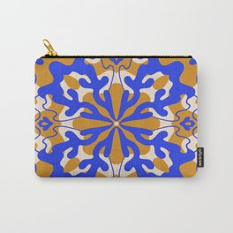 Home Mandala Blue Carry-All Pouch