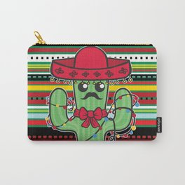Christmas Nopal Carry-All Pouch