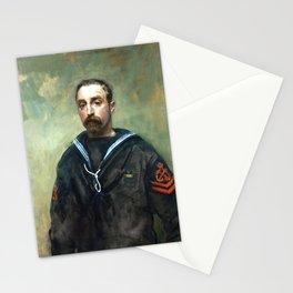 Ambrose McEvoy Petty Officer E. Pitcher Stationery Cards